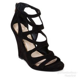 Jessica Simpson Delina Wedge Sandal